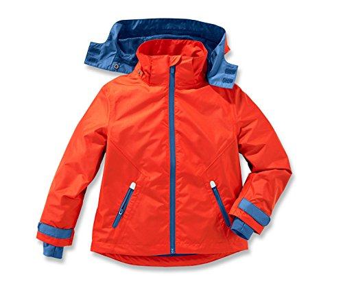 Tchibo TCM Mädchen Allwetterjacke Regenjacke Jacke wasserabweisend All Wetterjacke 110 bis 164 Kids Girls (146-152)