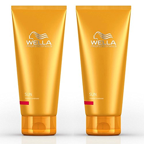 Wella Professionals Sun Express Après-shampoing Duo Lot 2 x 200 ml