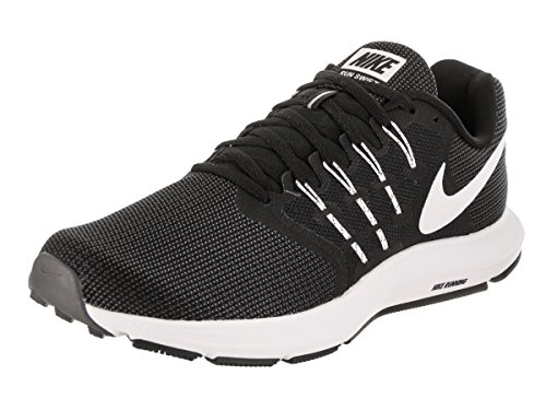 Nike Run Swift, Zapatillas de Trail Running Hombre, Negro (Black/White/Dark Grey 001), 42.5 EU