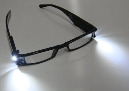 Image of Lightspecs Black- 1.50