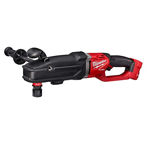Milwaukee 2811-20 M18 FUEL 18-Volt Brushless Cordless GEN 2 SUPER HAWG 7/16 in. Right Angle Drill (Tool-Only)