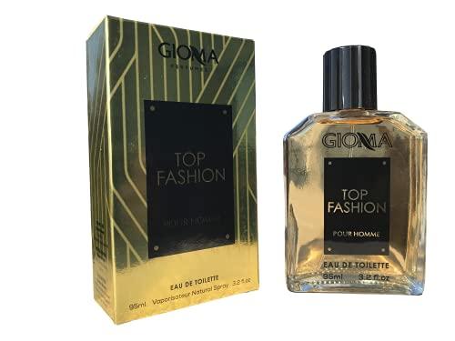 Top Fashion Homme Eau De Toilette Intense 95 ml, Imitaciones Perfumes Hombre. Equivalente Compatibile con Tom Ford Black Orchid Hombre.