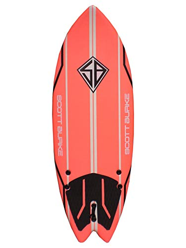 Scott Burke 5'2 Fish Soft Surfboard