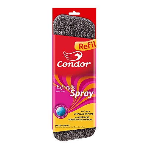 Refil Mop Spray, Condor, Transparente