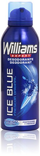 Williams Ice Blue - Desodorante, 200 ml