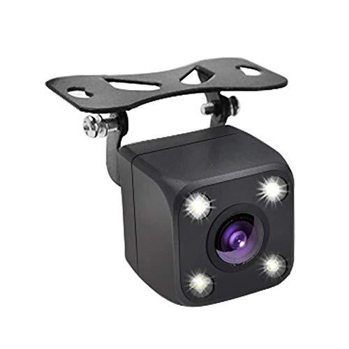 Caméra De Secours Vue Arrière De Voiture, Universal Imperméable À L'eau HD Vision Nocturne Caméras De Secours 170 ° Grand Angle De Stationnement Assiatance Pour Tous Les Véhicules