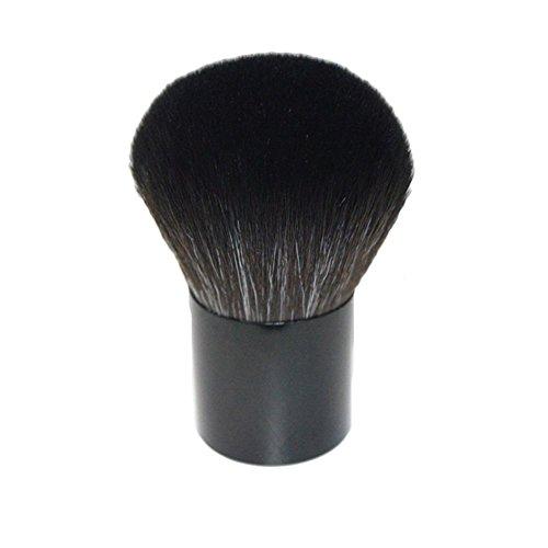 Dosige Pinceau de Maquillage Brosse à Poudre éparpillée Cosmétique Brush 1 Pcs Blush (Noir-B)
