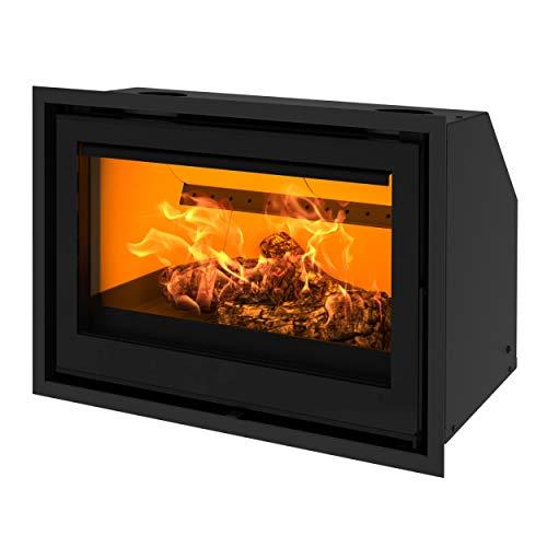 Dovre 01.93510.021 Vista 702I Kamineinsatz mit mit Vermiculit-Platten im Brennraum/A