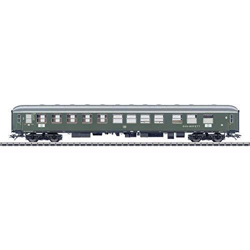 Märklin - 43940 - Modélisme Ferroviaire - Wagon - Voiture Mixte - Restaurant - Deuxième Classe DB
