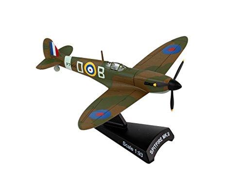 Daron Postage Stamp RAF Spitfire Mkii Battle of Britain Vehicle (1/93...