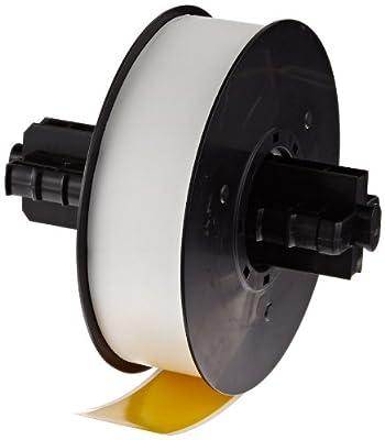 "Brady 120848 Vinyl Film 1.125"" x 110' MiniMark Industrial Printer General Purpose Vinyl Tape (1 per Order)"