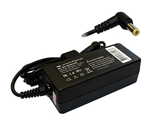 Power4Laptops Adaptador Fuente de alimentación portátil Cargador Compatible con Acer Aspire One A150-BP
