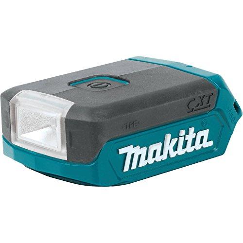 Makita DEAML103 Akku-Lampe ML103, 12 V, Blau