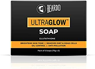 BEARDO Ultraglow soap (Set Of 3), 225 g