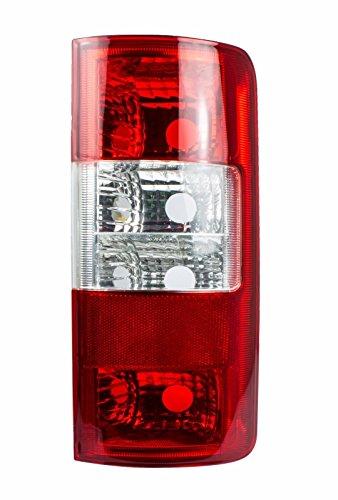 Feu arrière droit avec support d'ampoule 1369221/1369233 / 2T1413A602AF