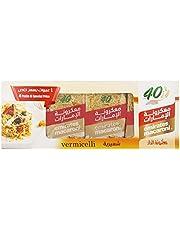 Emirates Macaroni Vermicelli Pasta, 4 x 400 gm