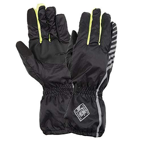 Tucano Urbano Gordon Nano Plus handschoenen voor volwassenen, unisex, zwart, S