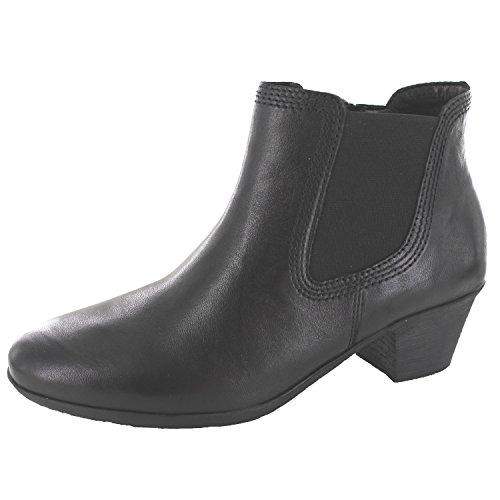 Gabor dames laarzen 74.692-57 zwart 549871