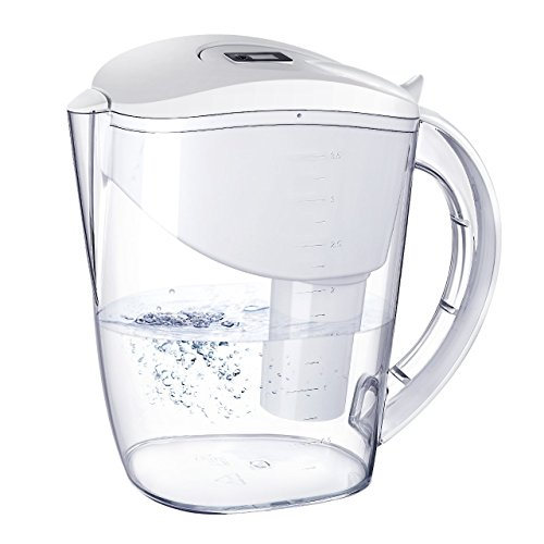 water filter jug 2 (White)