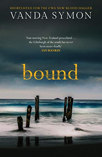 Bound (Sam Shephard Book 4) by [Vanda Symon]