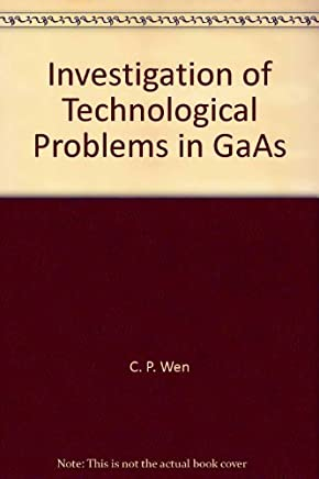 Investigation of Technological Problems in GaAs