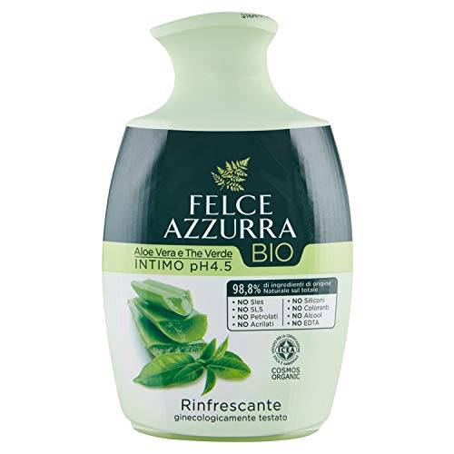 Felce Azzurra Bio Igiene Intima Rinfrescante - 250 ml
