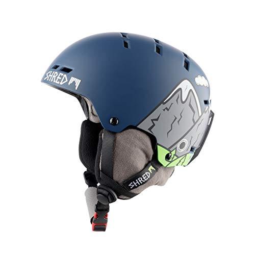 Shred Bumper NS NEEDMORESNOW Helm, Blue, S