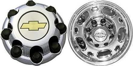 Gosweet 4X Brand NEW Set of 4 Pieces Chrome 2000 2001 2002 2003 2004 2005 2006 2007 2008 Chevy Silverado 2500 EXPRESS VANS 16