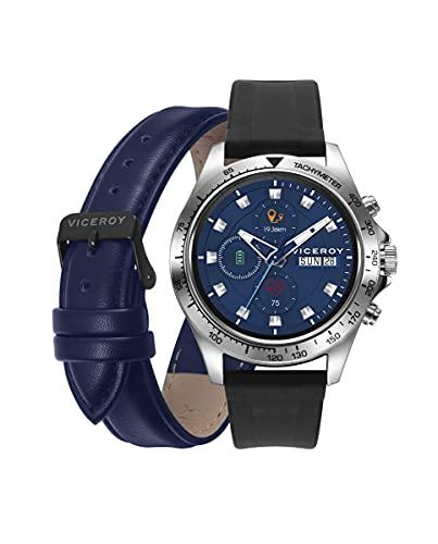 Reloj Smart Viceroy Hombre 401253-80 Correa de Regalo