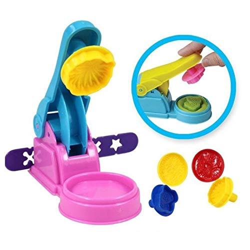Hanks' Shop for Paulclub 3D Farbe Handgemachtes Spielzeug Der Kinder Lehmschlamm Nudelmaschine Farbe Schlamm Und Formwerkzeug