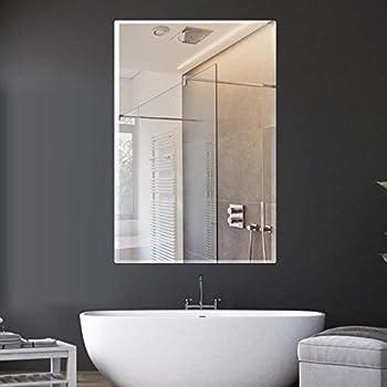 Creative Arts n Frames Frame Less Thick Mirror Beveled Edges (1, 12 X 18)