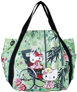 BLY Hello Kitty Balloon Bag Japanese Design (Bamboo) SAKT4001 from Japan