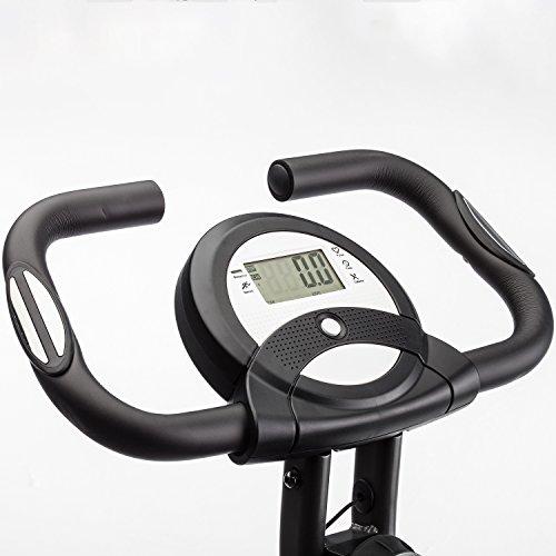 skandika Foldaway X-1000 Fitnessbike Bild 4*