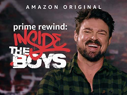 Prime Rewind: Inside The Boys - Season 1