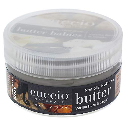 Cuccio Butter Babies - Vanilla Beans and Sugar for Unisex 1.5 oz Body Lotion