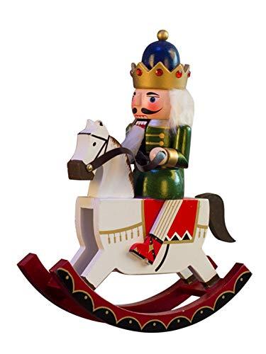 RongDuosi Europese notenkraker schommelen paard soldaat marionet ornamenten huisdecoratie ambachten woonkamer wijnkast TV kast meubels Home Decoraties huisdecoratie voor woonkamer