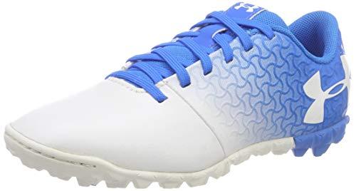Under Armour Unisex-Kinder UA Magnetico Select TF JR Fußballschuhe, Blau (Blue Circuit//White), 33.5 EU