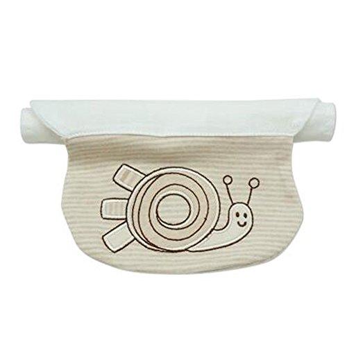 Blancho Bedding Nettes Tier-Baby-weiches Baumwollschweiß-Abwischen-Tuch-Schweiß-saugfähiges Tuch, O