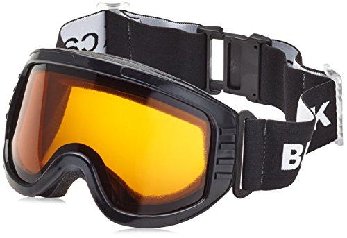 Black Canyon Kinder Skibrille, schwarz, BC151DH