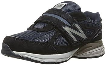 New Balance Kid s Made 990 V4 Sneaker Navy 2 M US Little Kid