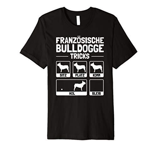 Lustiges Französische Bulldogge T-Shirt Hund Geschenk