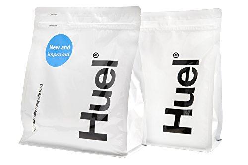 Huel - v2.3 Ohne Geschmackszusatz & Ungesüßt - Glutenfrei Pulver