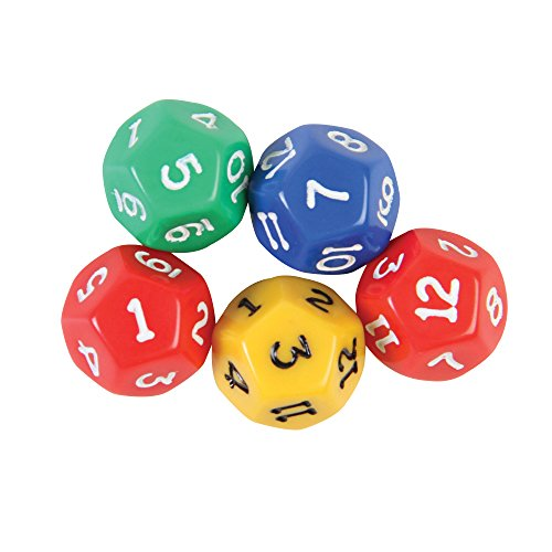 12 sided dice - 4