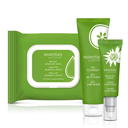Essentials by Artistry conjunto de 3productos para pieles normales a secas