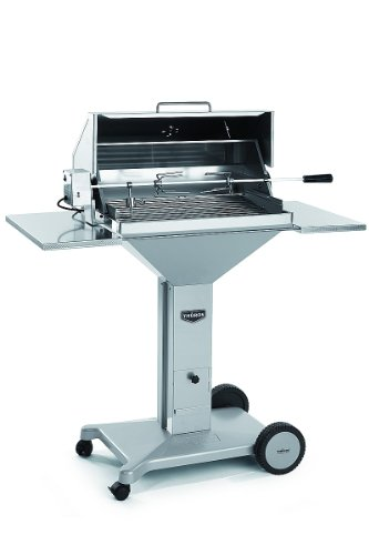 Thüros Montana–Barbecues & Grills (Cart, Stainless Steel, Rectangular, Stainless Steel, Stainless Steel)