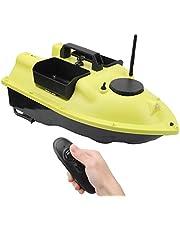 Hermoso buscador de Peces Remoto Inteligente, Barco de Peces de Material ABS, Pesca para áreas de Aguas Poco Profundas, ríos, Lagos(U.S. regulations)