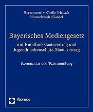 Bayerisches Mediengesetz: #Name? (German Edition)