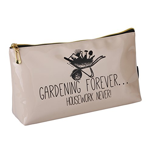 FMG, Vanity Femme crème Large Toiletry bag (30cm x 16.5 x 8cm)