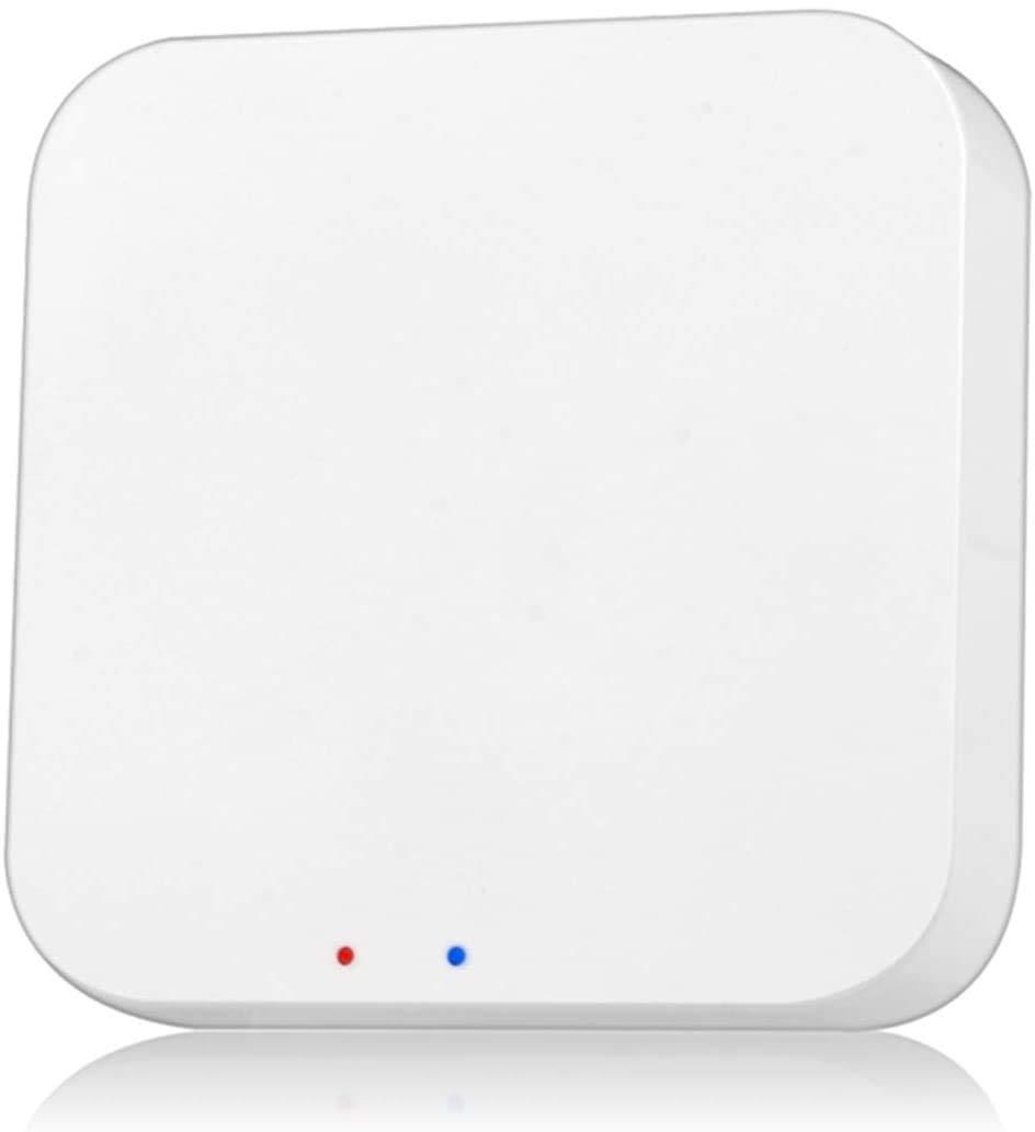 ZigBee 3.0 Smart Gateway Hub Smart Home Bridge Tuya/Smart Life App Mando a distancia inalámbrico para todos los productos inteligentes