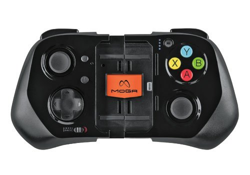 MOGA ACE POWER Controller コントローラー for iPhone 5, iPhone 5c, iPhone 5s and iPod touch (5th generation) 【並行輸入品】
